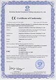 F18 CE Certificate
