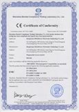 FR1200 CE Certificate