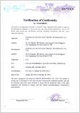 Multibio800-H FCC Certificate