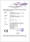 PA10 CE RED Certificate
