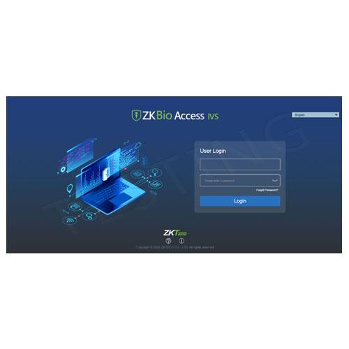 ZKBioAccess IVS